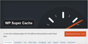 wp-super-cache-most-popular-wordpress-plugins