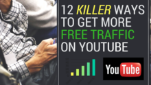 free traffic youtube